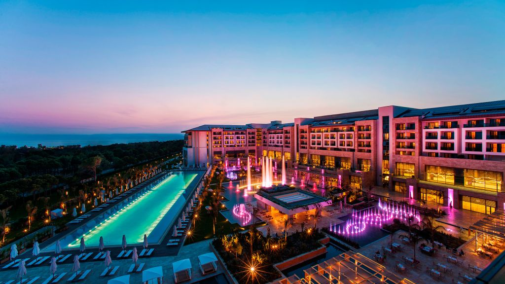 Regnum Carya Golf and Spa - Belek, Turkey